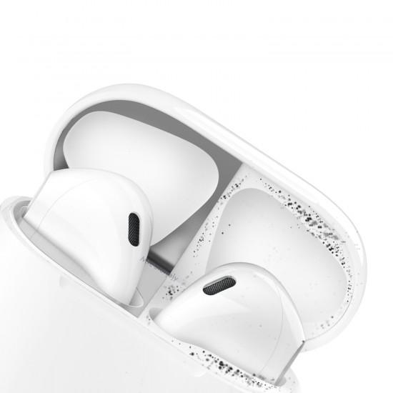 AirPods Temizleme Kulaklık Kirine Tozuna Son Koruyucu Sticker 0.04M 1.Nesil Uyumlu
