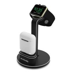 AirPods Watch Şarj Standı İphone Miknatisli Şarj Aleti Adaptör
