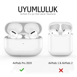 AirPodsPro Temizleme Kulaklık Tozuna Son 2 Adet Koruyucu Sticker