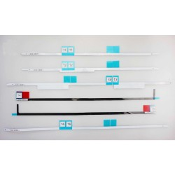 "Apple iMac 27"" A1419 Adhesive Strip Backlit Tape Kit Ekran Tutucu Plastikler 2012 2013 2014 2015"