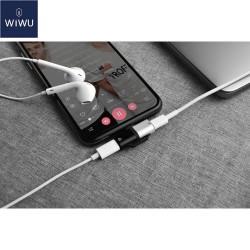 Apple iPhone Kulaklıkğı Dönüştürücü Lightning Dönüştürücü Aparat 3.5mm Dönüştürücü