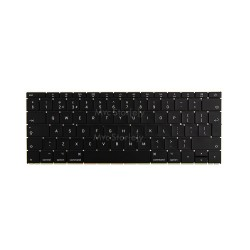"""Apple MacBook 12"""" 2016 Klavye Tuş Takımı UK İngilizce Klavye"""