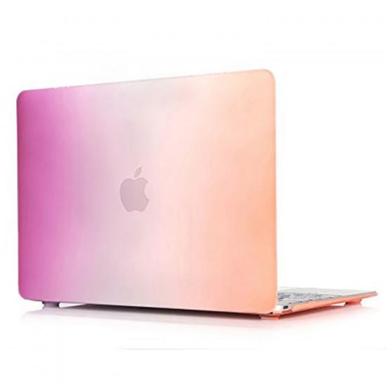 MacBook Air Kılıf 11inc HardCase A1370 A1465 2011/2012 Uyumlu Koruyucu Kılıf Rainbow