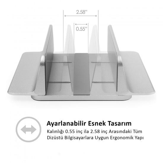 Apple MacBook NoteBook Laptop Metal Arc Stand