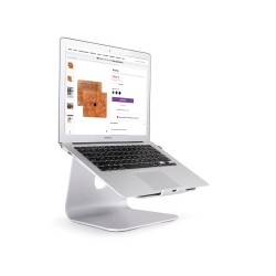 Apple MacBook NoteBook Laptop Metal Stand 360 Rain Design mStand