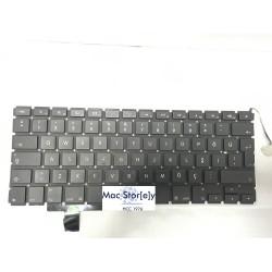 Apple MacBook Pro 17inch A1297 Klavye Tuş Takımı Türkçe Klavye