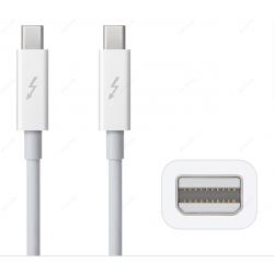 Apple MacBook Pro Air Retina için Thunderbolt 2 toThunderbolt 2 Kablo Cable 2M MD861 Kutusuz 1034