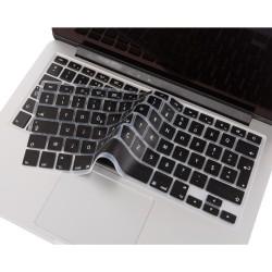 Laptop MacBook Air Pro Klavye Koruyucu 13inc 15inc 17inc F Türkçe Dizilim Daktilo Düzeni A1466