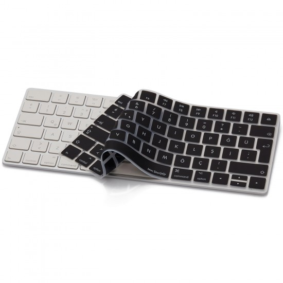 Apple Magic Keyboard 2 Klavye Koruyucu Türkçe Baskı Moldel A1644