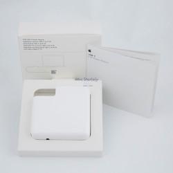 Apple Yeni MacBook Pro A1706 A1708 A1989 A2159 13 USB-C 61W Şarj Aleti Güç Adaptörü Power Orjinal Kutulu  A1718
