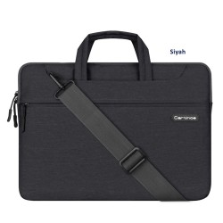 Cartinoe MacBook Air Pro Retina Laptop Notebok Çanta Kılıf Koruyucu 15.4 Su Geçirmez Omuz Askılı