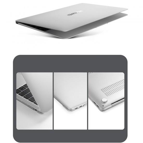 Huawei MateBook Kılıf Koruyucu HardCase MateBook 13 2019-2020 Parmakizi Bırakmaz Kılıf