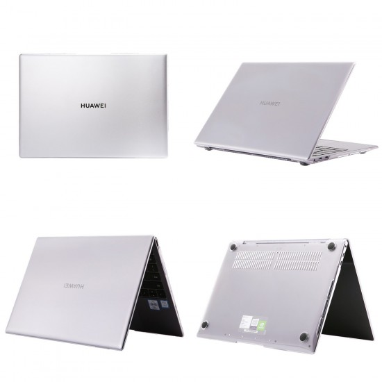 """Huawei MateBook Kılıf Koruyucu HardCase MateBook D15 MagicBook 15""""2018-2020 Parmakizi Bırakmaz Kılıf"""