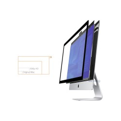 "iMac 27"" A1419 Full LCD Ekran Late 2014 2015 5K Display Panel 661-03255 Apple Part"