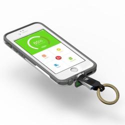 iPhone iPad Hafıza Arttırma Dosya Aktarma Yedek Alma Lightning Dönüştürücü USB Hup
