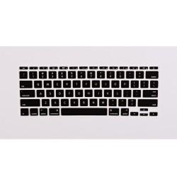 Laptop MacBook Air Klavye Koruyucu 11inc A1370 A1465 Uyumlu Amerika İngilizce Baskılı