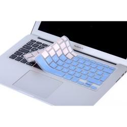 Laptop MacBook Air Pro Klavye Koruyucu Kılıf 13inc 15inc 17inc Türkçe Baskı A1278 A1466 1502 Powder