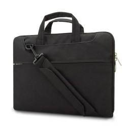 Laptop MacBook NoteBook Çantası Kadın Erkek Evrak Çantası Omuz Askılı 13inc Bilgisayar Çanta Pofoko