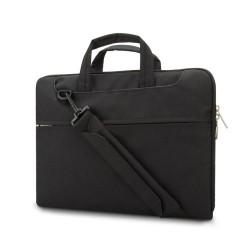 Laptop MacBook NoteBook Çantası Kadın Erkek Evrak Çantası Omuz Askılı 15inc Bilgisayar Çanta Pofoko