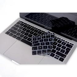 Laptop MacBook Pro Klavye Koruyucu 13inc A1708 12inc A1534 için F Türkçe Daktilo Stil Dizilimli