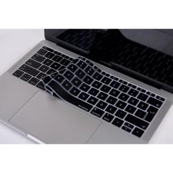 Laptop MacBook Pro Klavye Koruyucu 13inc A1708 12inc A1534 Uyumlu Türkçe Baskılı