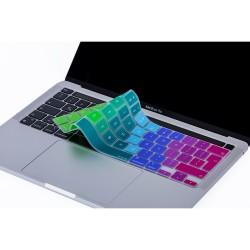 Laptop MacBook Pro Klavye Koruyucu 13inc A2251 A2289 A2338 16inc A2141 Avrupa İngilizce Dazzle