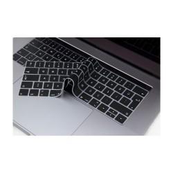 Laptop MacBook Pro TouchBar Klavye Koruyucu 13inc A1706 1989 2159 15inc A1707 1990 Türkçe Baskılı