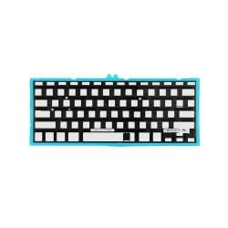 """MacBook Air 13"""" A1369 A1466 Klavye Işıkları Backlight UK İngilizce TR Türkçe 2010 2011 2012 2013 2014 2015"""