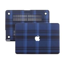 MacBook Air Kılıf 13inc HardCase A1369 A1466 Uyumlu Koruyucu Kılıf Burberry01