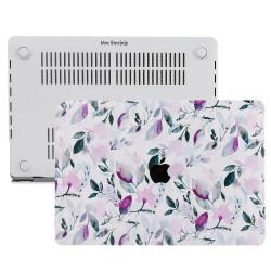MacBook Air Kılıf 13inc HardCase A1369 A1466 Uyumlu Koruyucu Kılıf Flower03