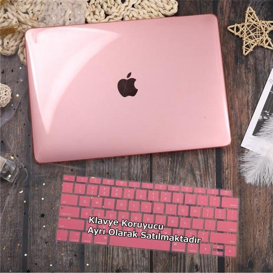 MacBook Air Kılıf 13inc HardCase A1369 A1466 Uyumlu Kristal Koruyucu Kılıf Parmak İzi Bırakmaz