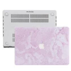 MacBook Air Kılıf 13inc HardCase A1369 A1466 Uyumlu Mermer Desenli Kılıf 08
