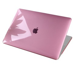 MacBook Air Kılıf 13inc HardCase A1932 A2179 A2337 Uyumlu Kristal Koruyucu Kılıf Parmakizi Bırakmaz
