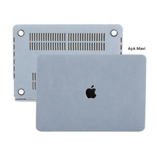 MacBook Air Kılıf 13inc HardCase Touch ID A1932 A2179 A2337 Uyumlu Koruyucu Kılıf Goat