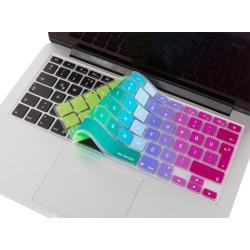 Laptop MacBook Air Pro Klavye Koruyucu Kılıf 13inc 15inc 17inc Türkçe Baskı A1278 A1466 1502 Dazzle