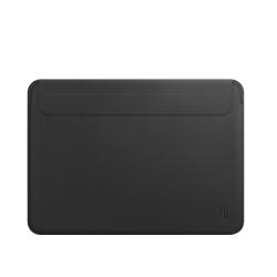 MacBook Air Pro Laptop Çantası Kadın Erkek Deri El Çantası 15inc NoteBook Kılıfı A1707 A1990 Uyumlu