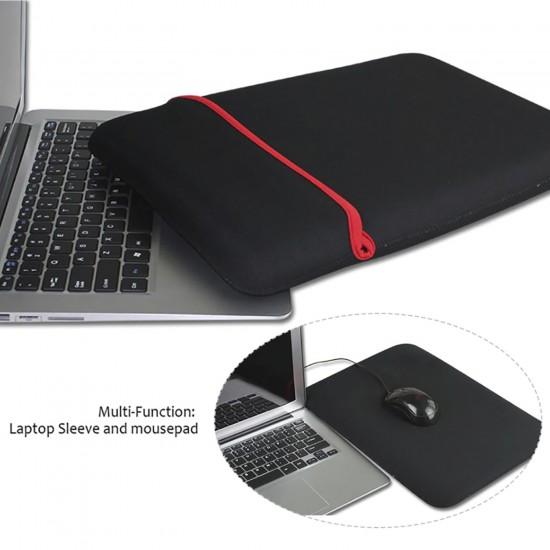 MacBook Kadın Erkek El Çantası NoteBook Evrak Çantası 13inc 14inc Laptop Kese Kılıfı