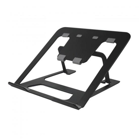 MacBook Laptop Stand NoteBook Yükseltici  ve Soğutucu Metal Stand