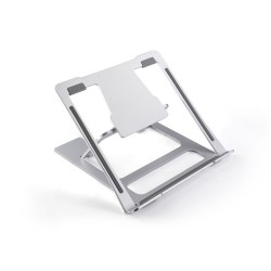 MacBook Laptop Stand NoteBook Yükseltici  ve Soğutucu Metal Stand