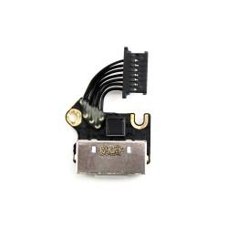 Macbook Petina 13.3'' A1425 2012 2013 Mag-Safe Power Dc Jack Board 820-3248-A Apple Part 923-0222