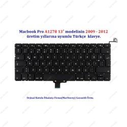 """MacBook Pro 13"""" A1278 Türkçe Klavye Tuş Takımı"""
