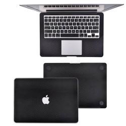 MacBook Pro 13inc TouchBar Karbon Fiber Kaplama Koruyucu Kılıf A1708 A1706 A1989 A2159 A2251 A2289 A2338