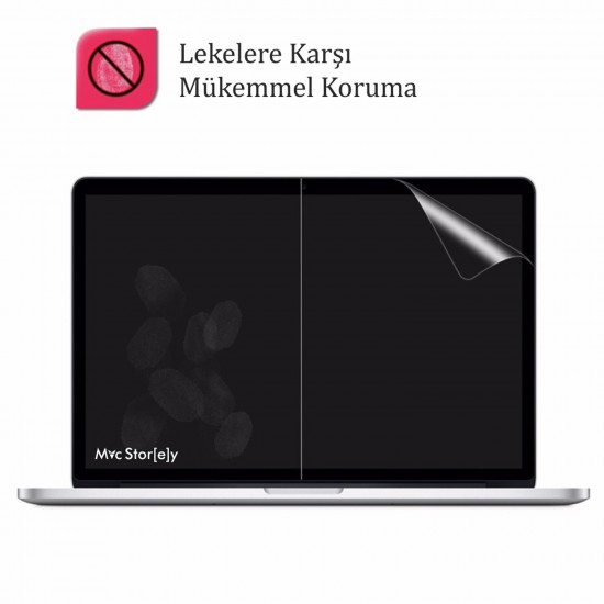 MacBook Pro 15inc Ekran Koruyucu A1286 Nano Ekran Koruyucu 0.2MM Kalınlık