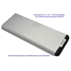 "MacBook Pro A1278 13"" Pili Bataryası Late 2008 A1280 Batarya Orjinal Kutulu Battery"