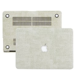 MacBook Pro Kılıf 13inc HardCase A1706 A1708 A1989 A2159 2016/2019 Uyumlu Koruyucu Kılıf Flax