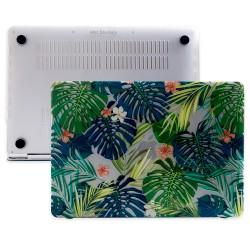MacBook Pro Kılıf 13inc HardCase A1706 A1708 A1989 A2159 2016/2019 Uyumlu Koruyucu Kılıf Flower01NL