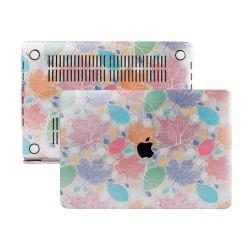 MacBook Pro Kılıf 13inc HardCase A1706 A1708 A1989 A2159 2016/2019 Uyumlu Koruyucu Kılıf Leaf