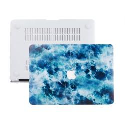 Macbook Pro Kılıf 13İnc Hardcase A1706 A1708 A1989 A2159 A2251 A2289 A2338 Kılıf Mermer10