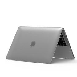 MacBook Pro Kılıf 15inc HardCase A1707 A1990 TouchBar 2016/2019 Uyumlu Koruyucu Kılıf Mat-W