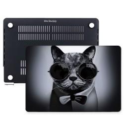 MacBook Pro Kılıf 13inc HardCase A1706 A1708 A1989 A2159 2016/2019 Uyumlu Koruyucu Kılıf Cat01NL